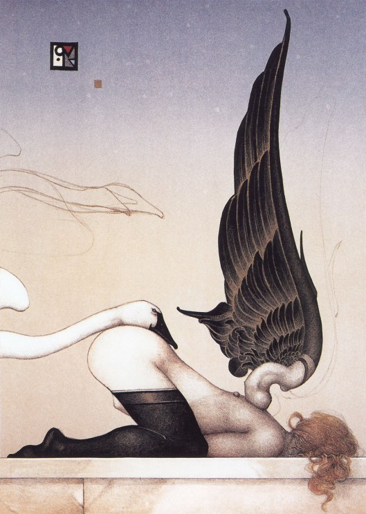 Michael_Parkes_almost_fallen_angels1