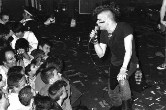Darby Crash, cantante dei Germs 1